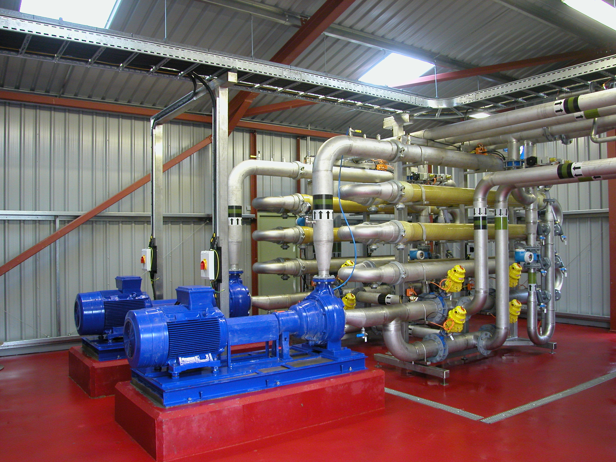 Commercial Water Treatment